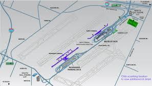 detroit metro airport map dtw parking detroit metro airport parking guide