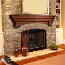 furniture fascinating wood fireplace mantel designs modern