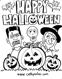 happy halloween text png blog cathy nolan