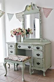 classic and charming style with shabby chic dresser