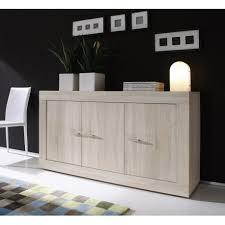 3 Door Sideboard Rustica Sonoma Oak 3 Door Sideboard Sideboards Sena Home Furniture