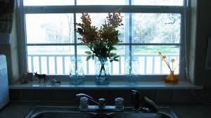 Ideas For Kitchen Windows Kitchen Window Sill Ideas 4850