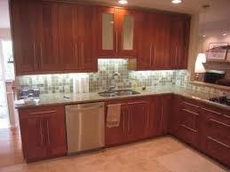 ikea adel medium brown kitchen cabinets ikea adel medium brown with tile backsplash ikeafans brown