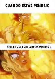 Memes De Los Minions - bardock meme dragon ball know your meme