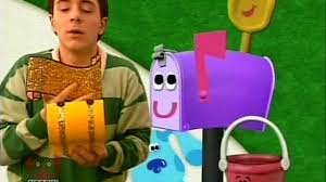 blue u0027s clues 02x10 what does blue want to do with her picture