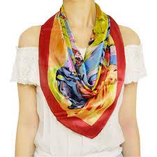Candice Home Decorator Tony U0026 Candice Tm Womem U0027s Graphic Print 100 Silk Silk Scarf