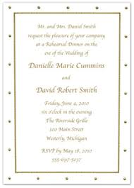 wedding rehearsal dinner invitations wording etiquette storkie