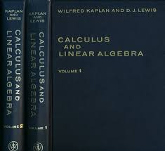 buy calculus and linear algebra volume 1 u0026 2 vectors in the