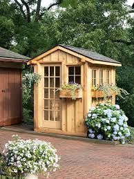 How To Build A Wooden Shed From Scratch by Garden Shed Design Ideas For You To Choose From