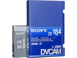 hdv cassette free shipping sony dv hdv pdv184n 3 184 minute