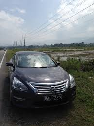 tigerlim com test drive nissan teana for 3 days 2 nights day 3