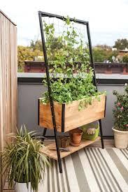 wall hanging planters patio ideas patio planter box diy hanging planter boxes using