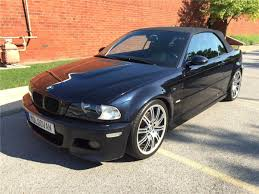 2005 bmw m3 convertible 6 speed manual carbon black no longer