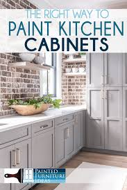 easiest way to paint kitchen cabinets painted furniture ideas how to paint kitchen cabinets the
