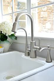 moen kitchen faucet with soap dispenser yes you can install a kitchen faucet yourself