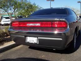 dodge challenger bumper dodge challenger retro usa rear bumper ch1rb a