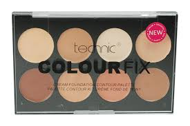 contouring range by technic love thy makeup