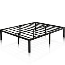 Steel Platform Bed Frame King Zinus 16 Inch Metal Platform Bed Frame With Steel Slat