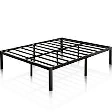 Metal Platform Bed Frame Zinus 16 Inch Metal Platform Bed Frame With Steel Slat