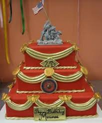 marine cake military cakes pinterest marine cake marines