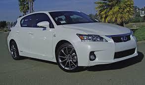 lexus sport sedan 2012 test drive 2012 lexus ct 200h premium f sport nikjmiles com