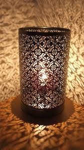 Morroco Style by Stunning Moroccan Style Cutwork Metal Bronze Lamp Light Brand