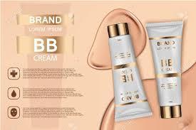 Toner Nv skin toner cosmetic products ad vector 3d illustration skin