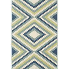 Blue And Green Outdoor Rug Lovely Green Area Rugs 50 Photos Home Improvement For Blue And