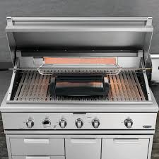 Dcs Outdoor Kitchen - dcs professional 48 inch built in liquid propane gas grill with