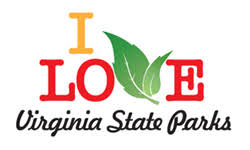 virginia state parks map virginia state parks virginia is for
