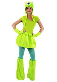 Halloween Monster Costumes by Monsters University Costumes