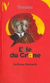 Anthony Horowitz dans Roman Jeunesse