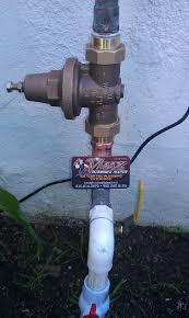 install water pressure regulator plumbing plumber commercial