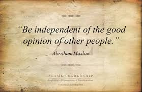 Seeking Quotes Al Inspiring Quote On Approval Alame Leadership Inspiration