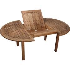 Cdiscount Table De Jardin by Emejing Salon De Jardin Rond Bois Pictures Amazing House Design
