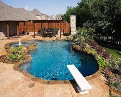 Backyard Swimming Pool Designs Backyard Swimming Pool Landscaping Ideas Of Design Lovely Pool