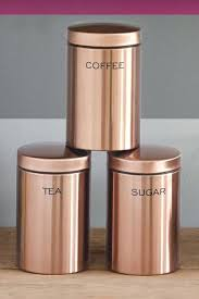 yellow kitchen canisters copper kitchen canisters sugar canister set flour and containers