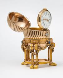 scrap metal find turns out to be 33 million faberge golden egg
