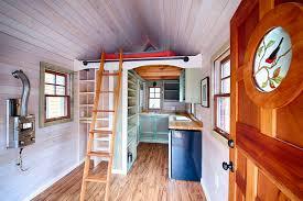 Spotlight On Design Wishbone Tiny Homes  The Tiny Life - Tiny homes interior design