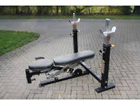 Powertec Weight Bench Powertec Other Fitness U0026 Gym Equipment Gumtree