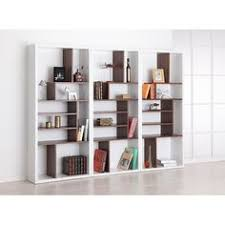 White Modern Bookshelves by Have To Have It Monarch Hollow Core 55 In Modern Bookcase