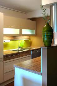 kitchen incredible small kitchen decoration using white led lamp