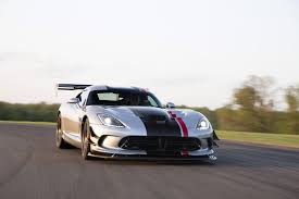 dodge viper 2016 viper acr dodge raises the street legal supercar stakes la