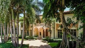 a frame style house palm beach real estate busch heir pays 11 3 million for house