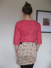 button blouses here s one i prepared earlier button back blush blouse