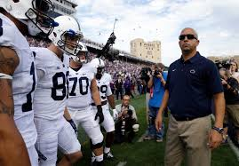 Penn State Its Help Desk Penn State Football Rolls Into Back To Back Games Vs Michigan And