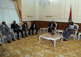 bureau du premier ministre une délégation du bureau international du travail chez le premier