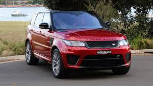 range rover svr black this week i u0027m driving the range rover sport svr chasing cars