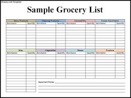25 unique grocery list templates ideas on pinterest diet