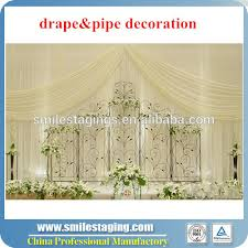 How To Make A Backdrop Truss Stand Modular Exhibition Booth Backdrop Pipe And Drape How